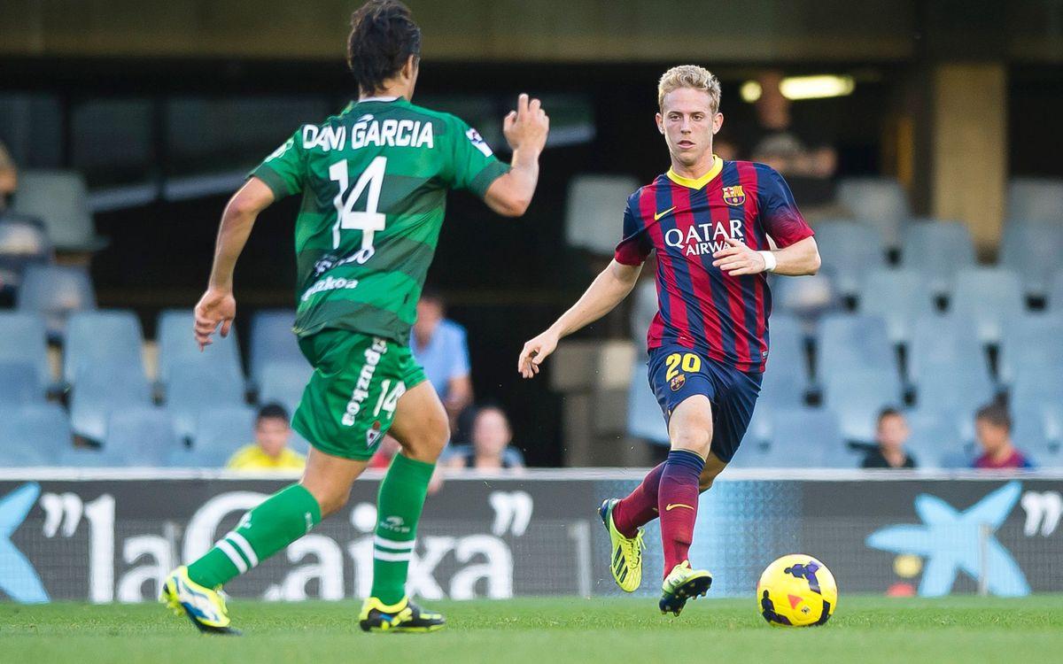 Eibar y Barça B: choque de dinámicas positivas