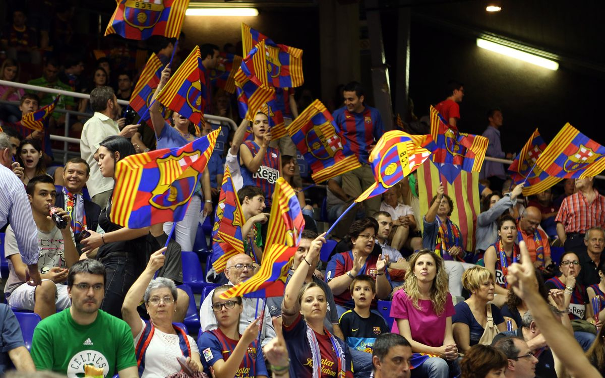 Deu motius per venir aquest dissabte al Palau a viure el Barça – Liceo