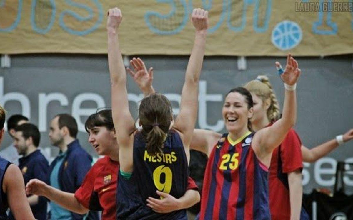 El bàsquet femení no falla (74-51)