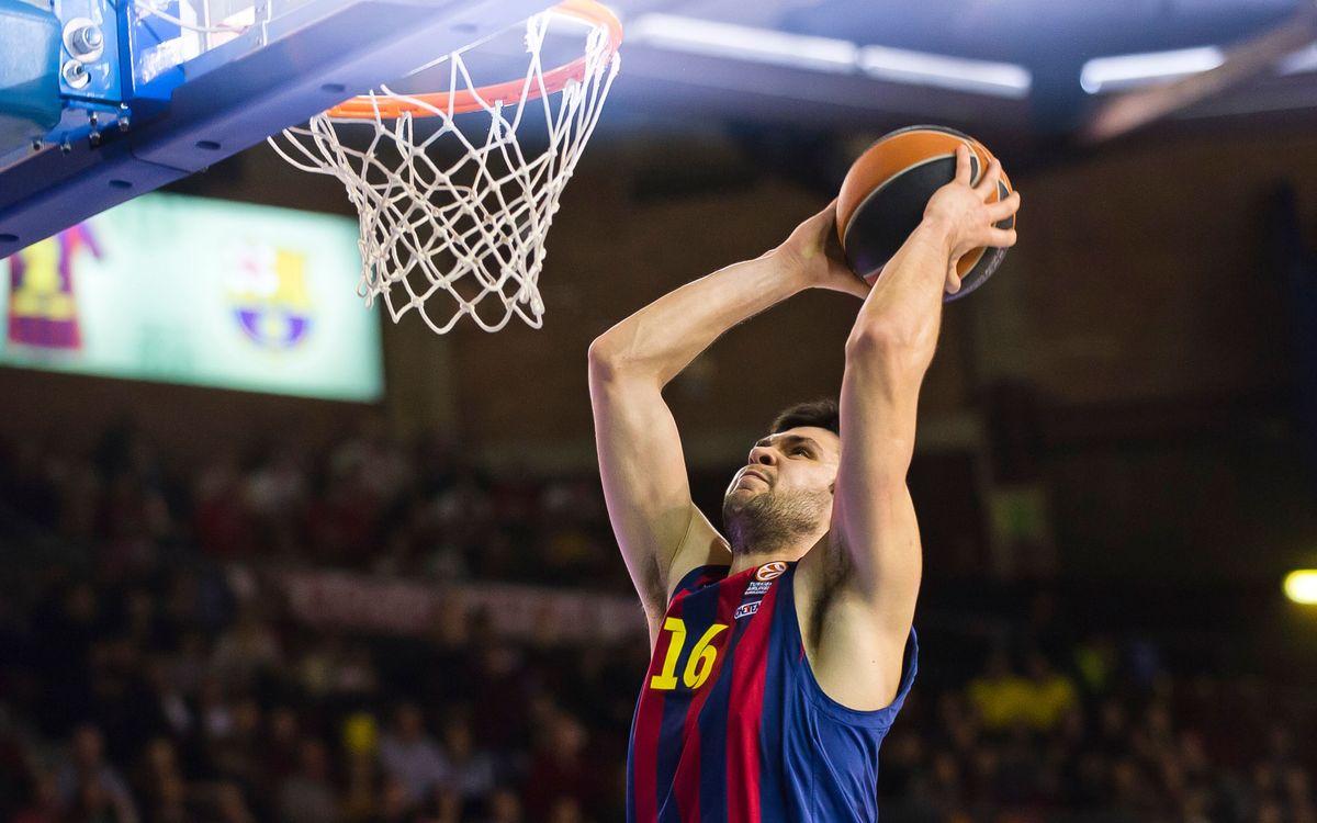 Kostas Papanikolaou, amb una fractura nasal, haurà de portar màscara