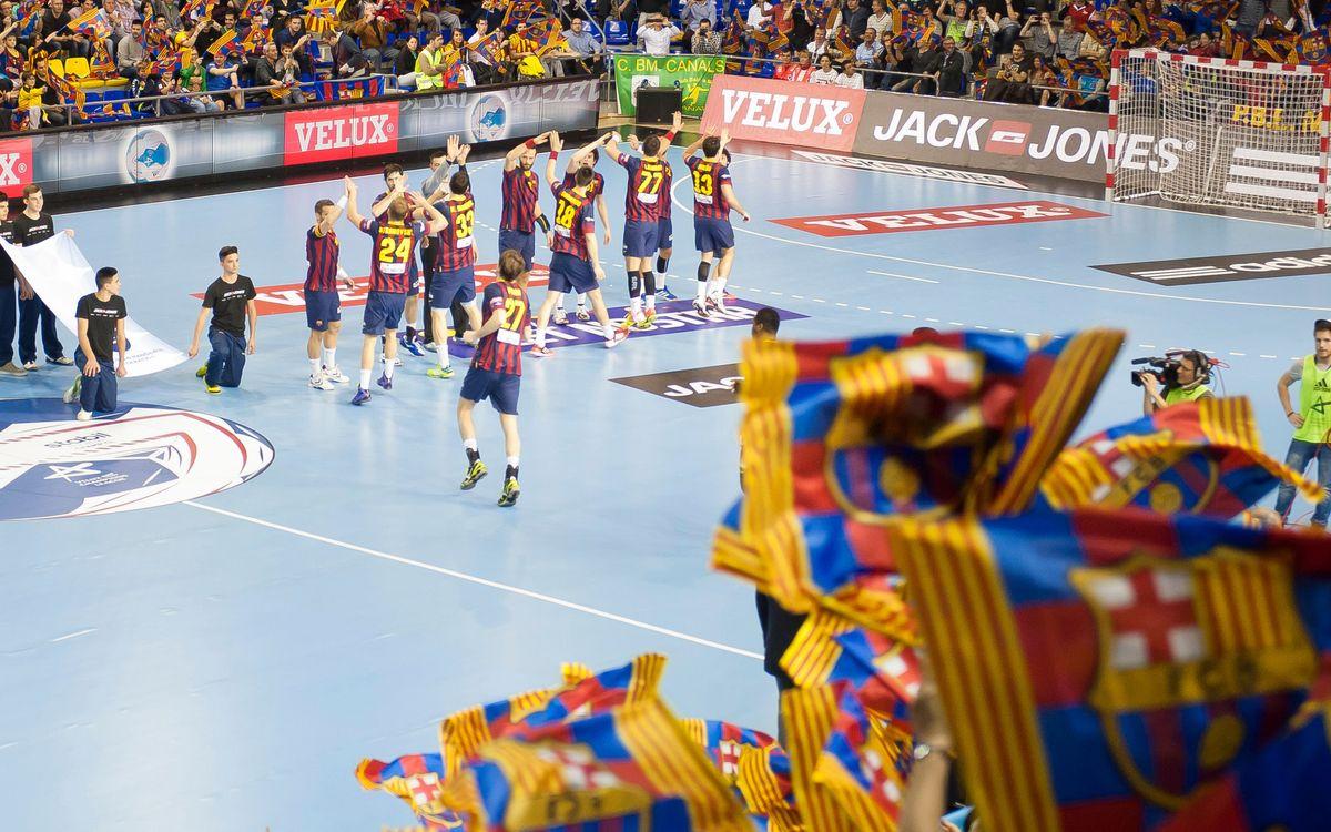 FC Barcelona – PSG Hand: La millor entrada dels darrers anys