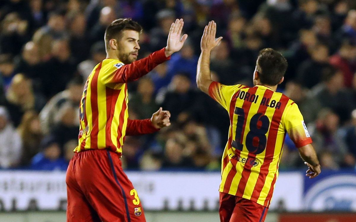 FC Barcelona make it 58 straight weeks at the top of the league