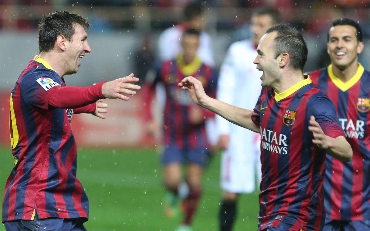 """Iniesta: """"Era important tornar a estar a dalt"""""""