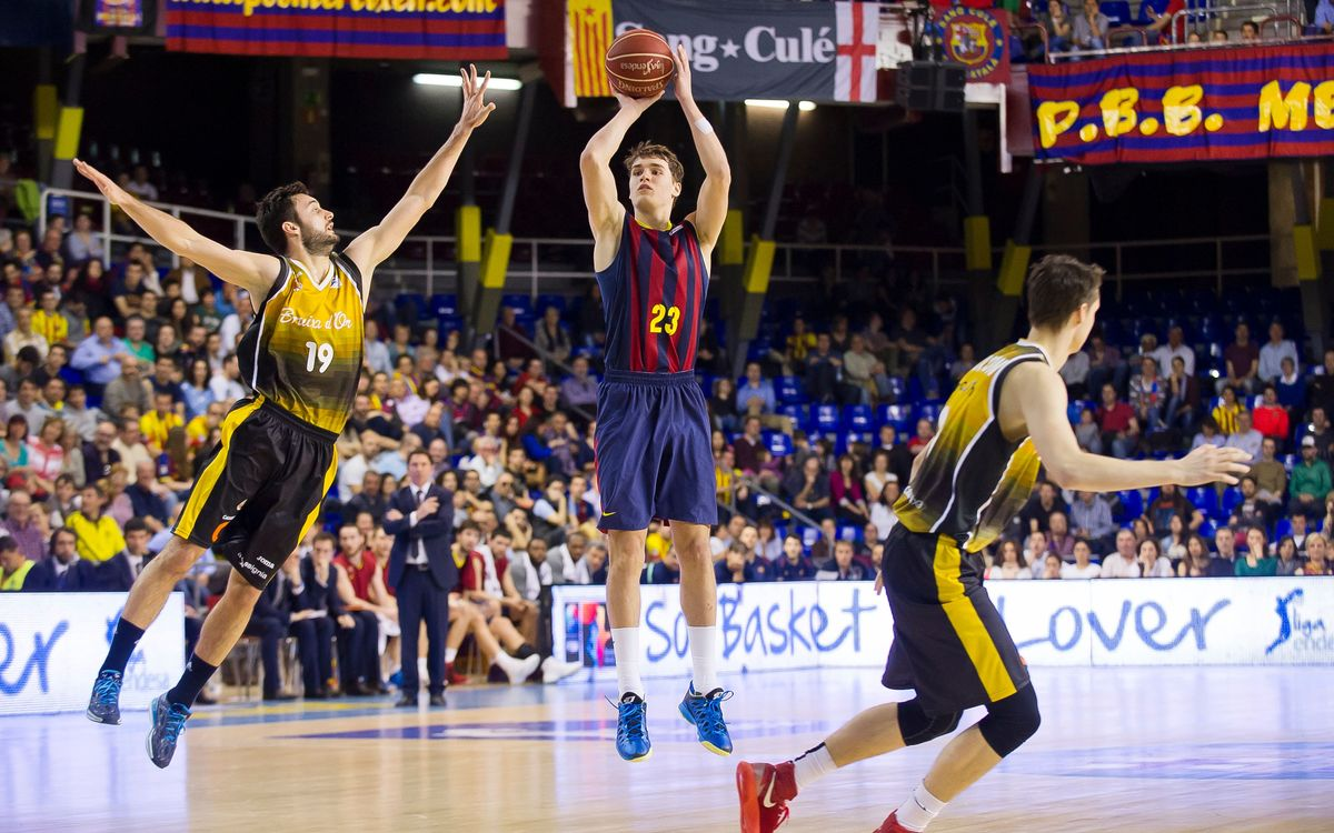 FC Barcelona – La Bruixa d'Or: Hezonja lays down a marker(91-63)