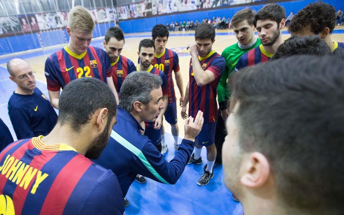 Tot és possible a Osca per al Barça B