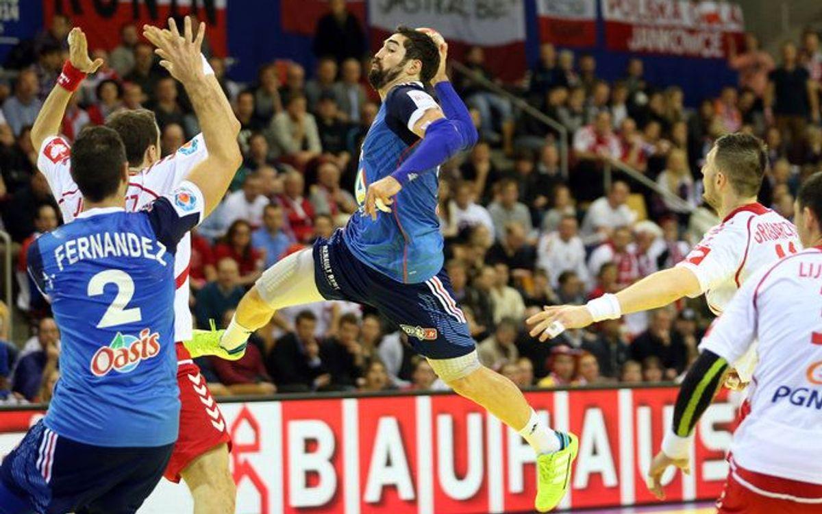 A l'Europeu d'handbol, el gol és blaugrana