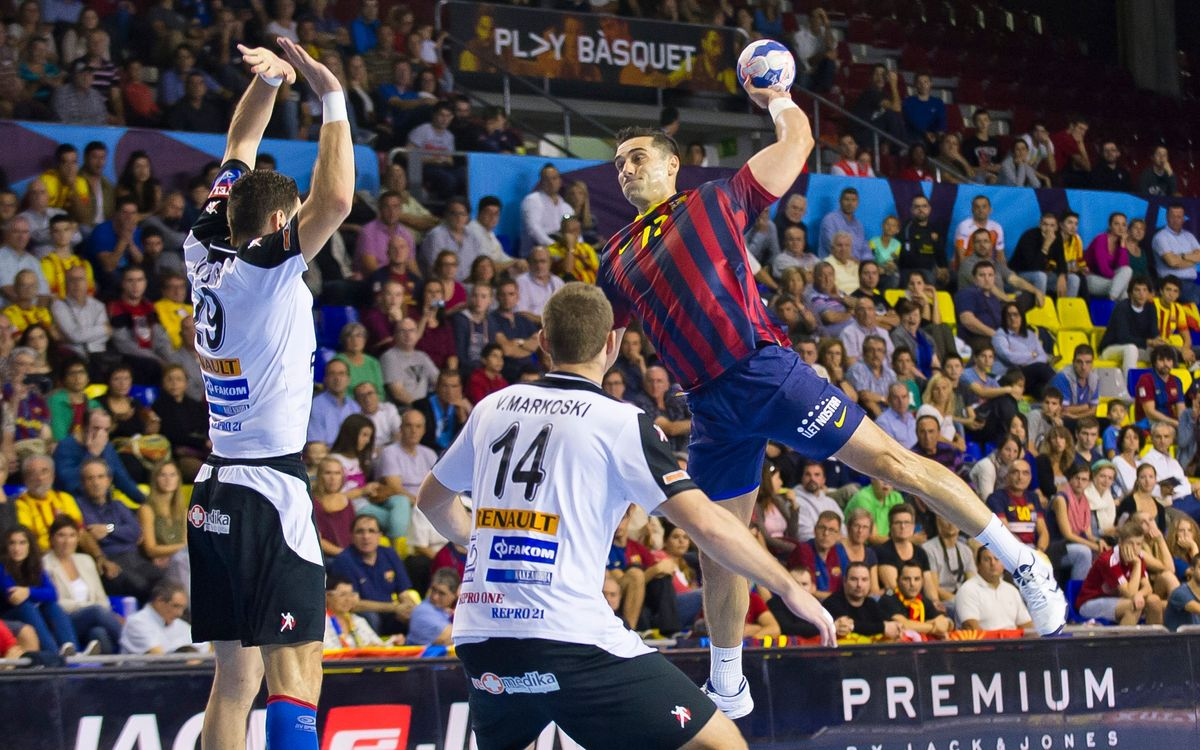 BM Ciudad Encantada – FC Barcelona: Powerful return (22-33)