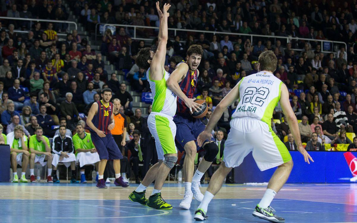 Ante Tomic, MVP de la jornada a l'Eurolliga
