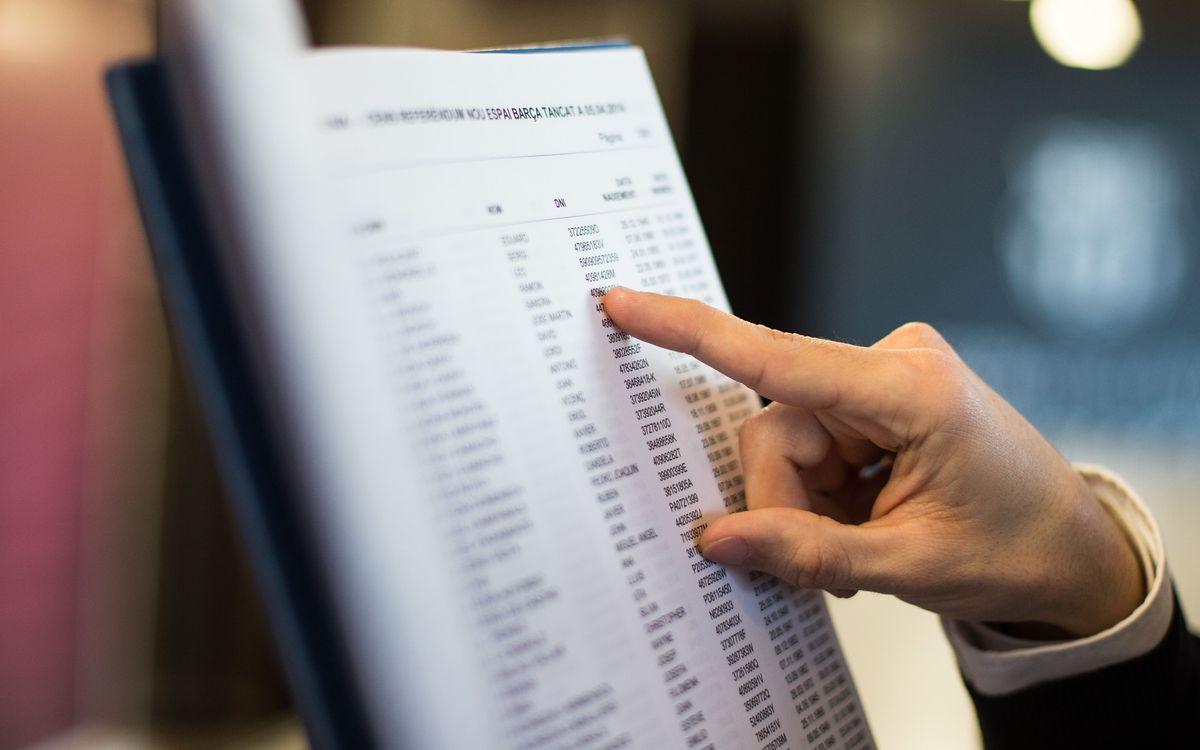 El cens electoral es pot consultar fins al dia 7