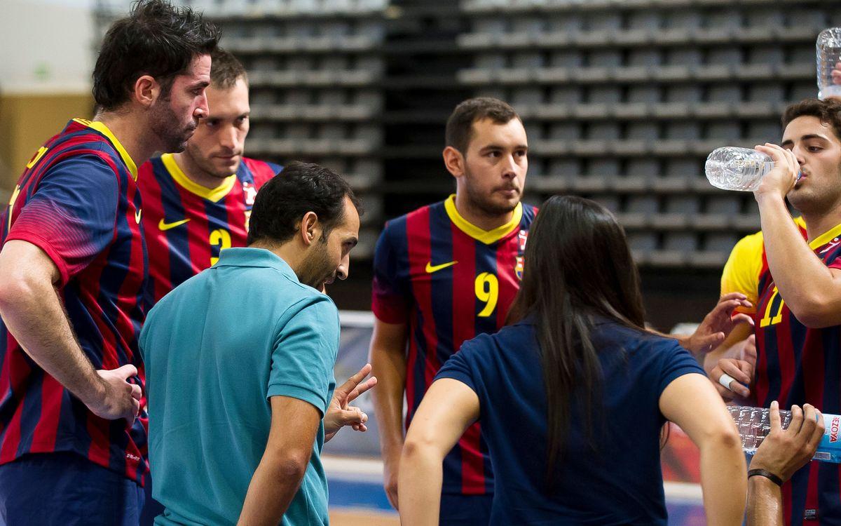 Derrota en un partit vibrant (3-2)