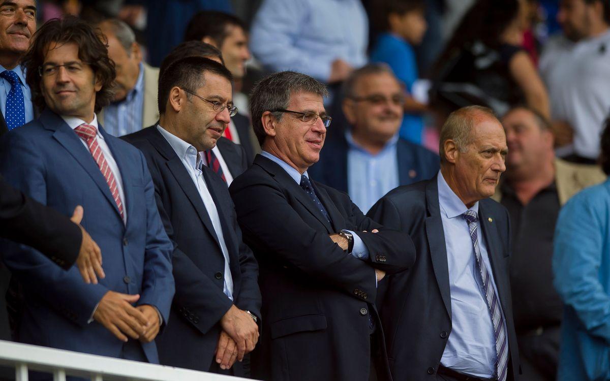 Jordi Mestre, nomenat vicepresident esportiu del FC Barcelona