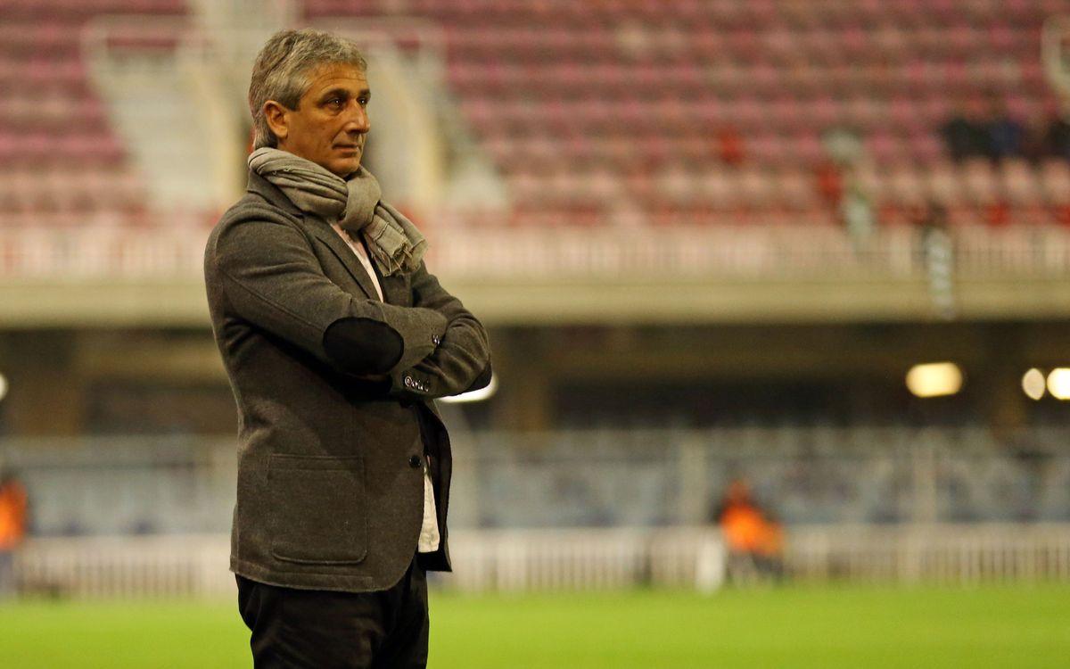 """Jordi Vinyals: """"Tots els jugadors han aportat coses"""""""
