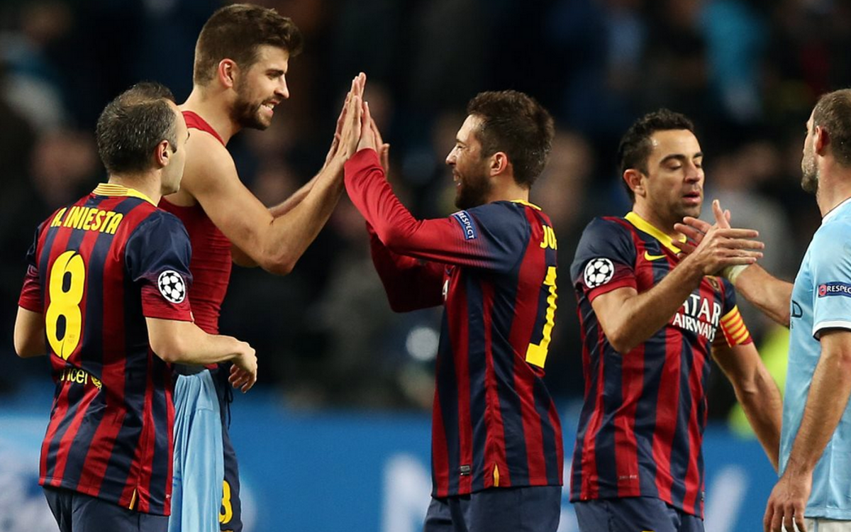 What the Catalan Press have to say about Barcelona's victory in Manchester