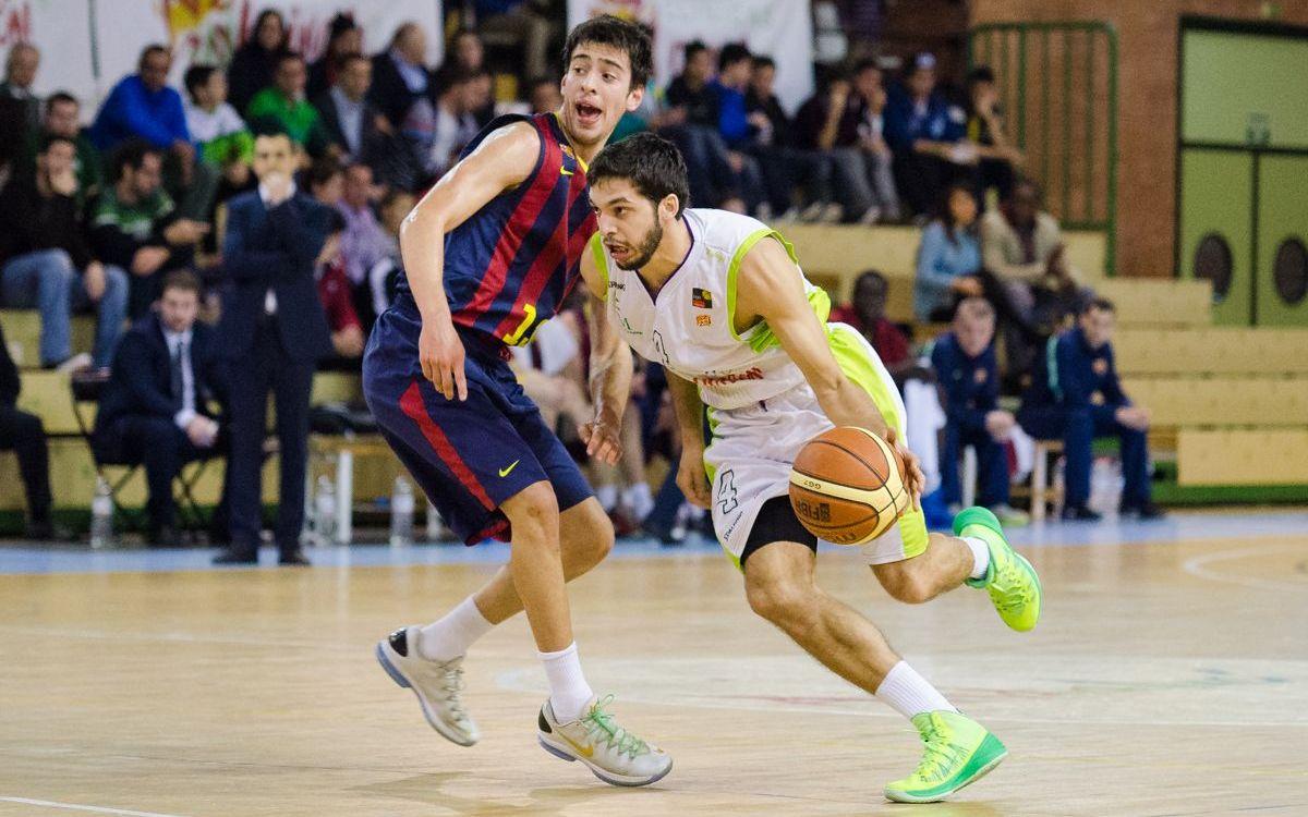 Clinicas Rincón – FC Barcelona B: El mal inici de partit no els deixa sumar (69-57)