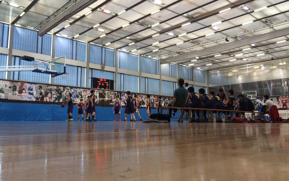 Jornada reduïda en el bàsquet formatiu