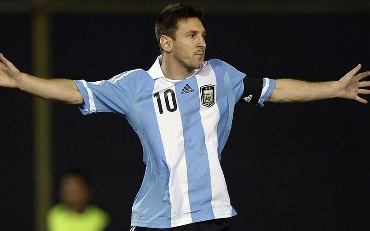 Messi and Mascherano, called up for an Argentina friendly on March 5th