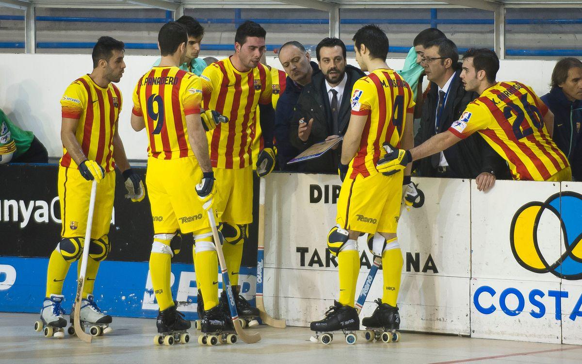 """Ricard Muñoz: """"L'equip està il·lusionat per treure bona nota"""""""