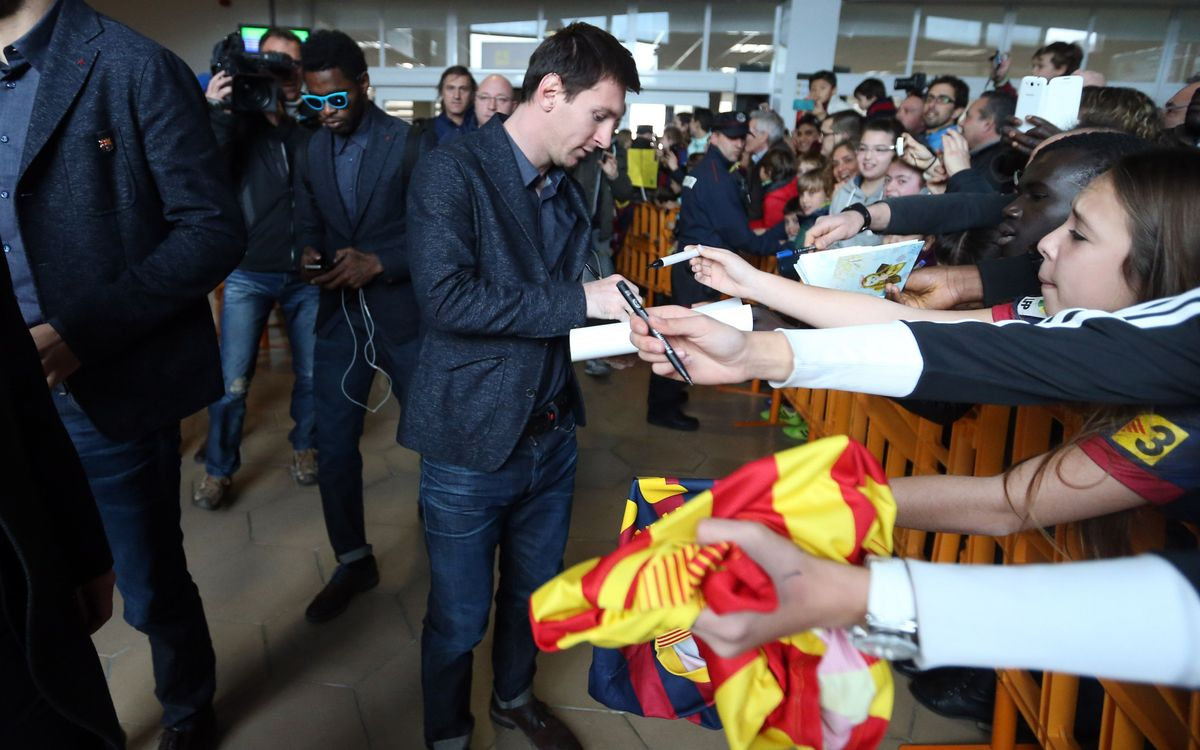 Messi, a worldwide phenomenon