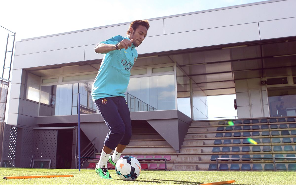 La màgia de Neymar Jr