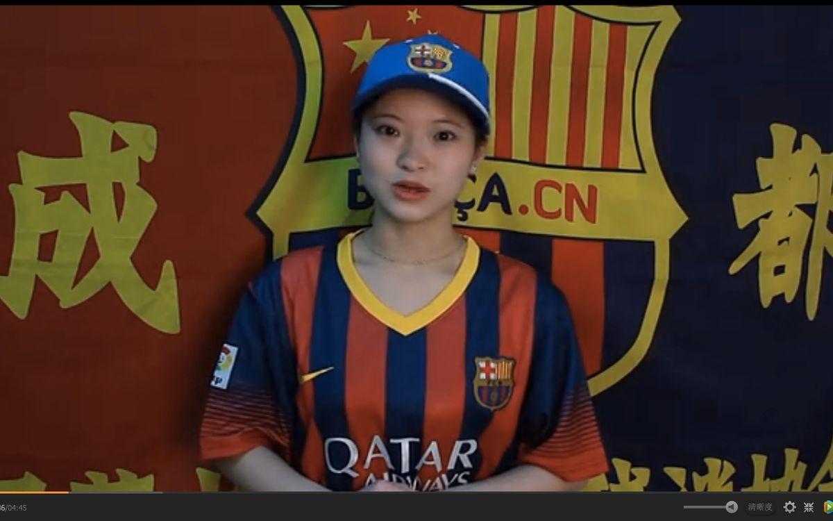Liu, Hailan i Jiang, els tres guanyadors xinesos del concurs de Catalunya Turisme