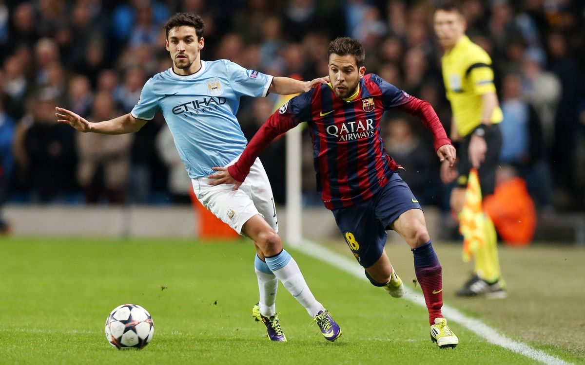 FC Barcelona v Manchester City: Did you know…