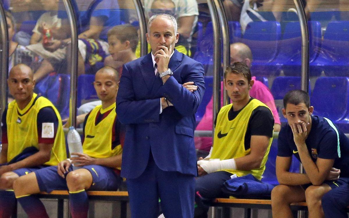 """Carmona: """"És un rival molt difícil"""""""