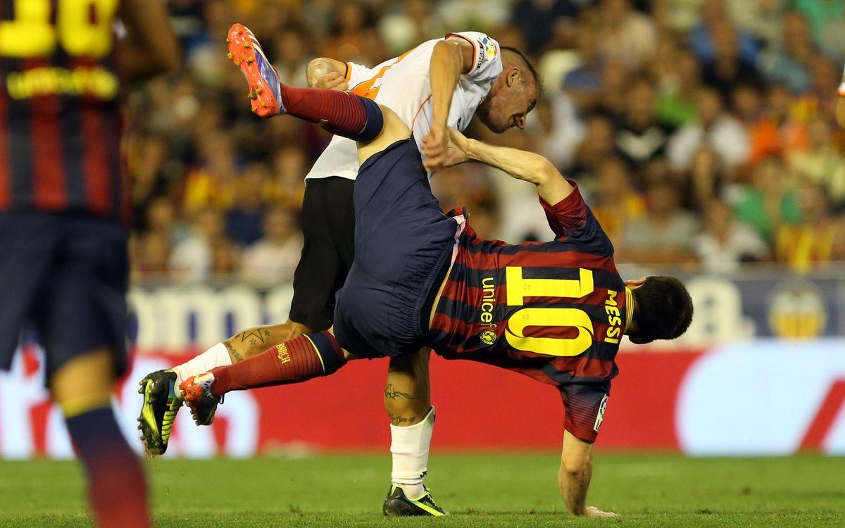 FC Barcelona v València preview match