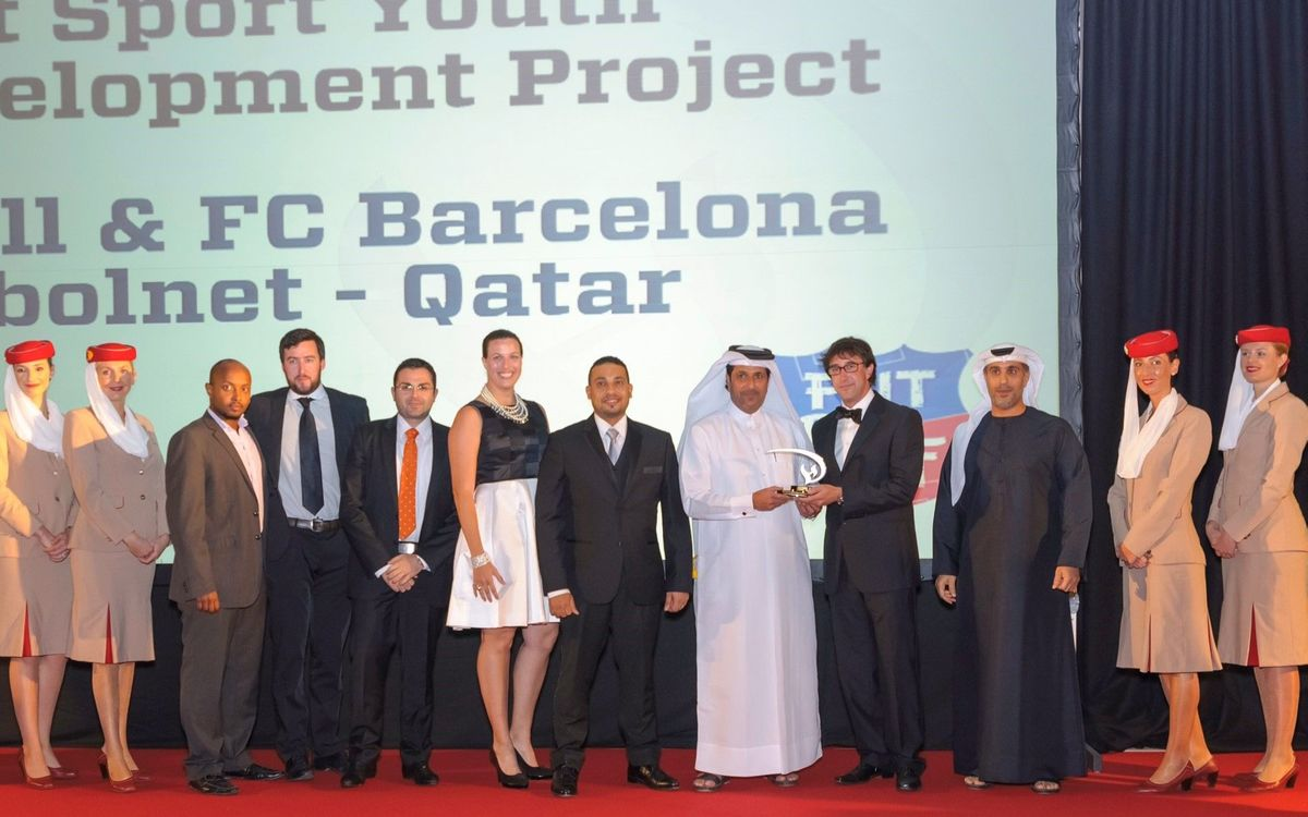 'FutbolNet' wins Middle East award