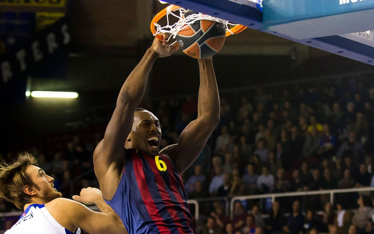 FC Barcelona – Anadolu Efes: Barça cruise in victory in the Top 16 (84-65)