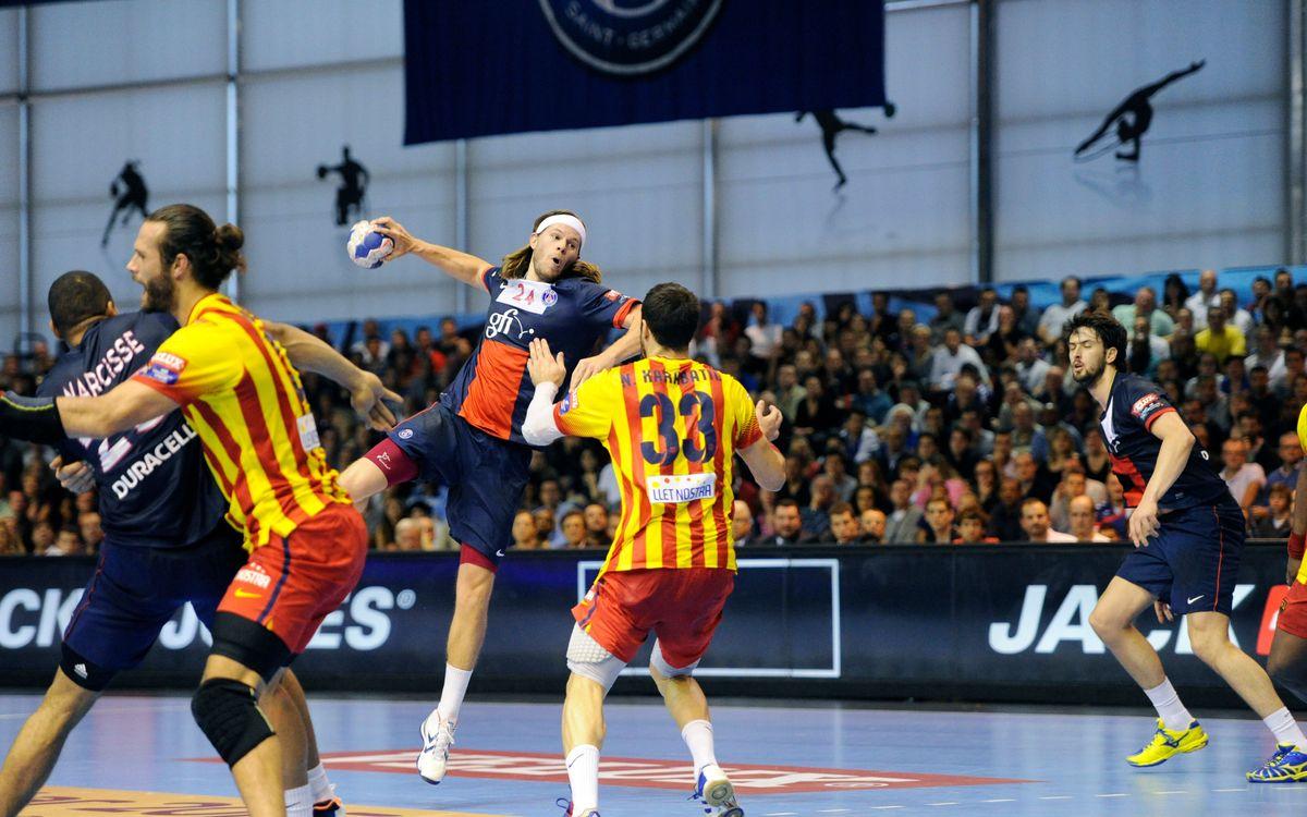 El PSG Handball, una selecció europea d'handbol