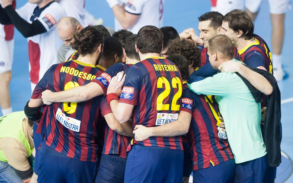 L'Aalborg, rival del FC Barcelona d'handbol a vuitens de Champions