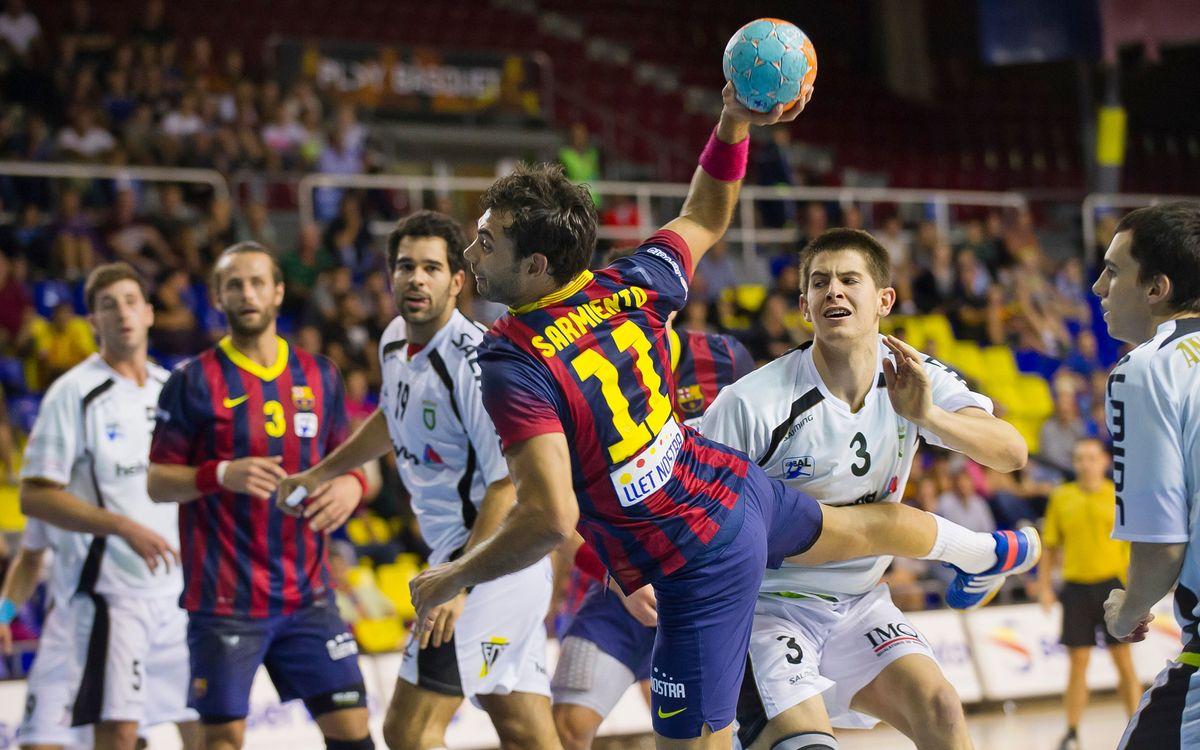 Pamplona, seu de la Copa del Rei d'handbol