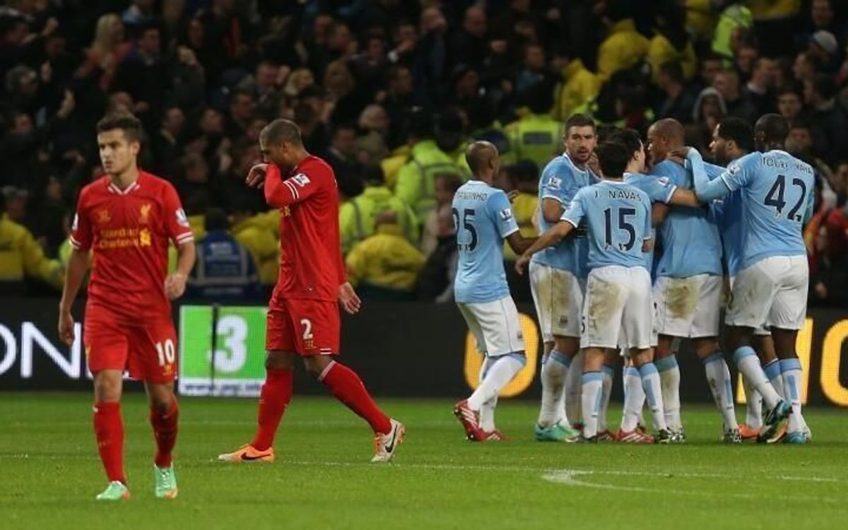 Triomf del Manchester City en el Boxing Day (2-1)