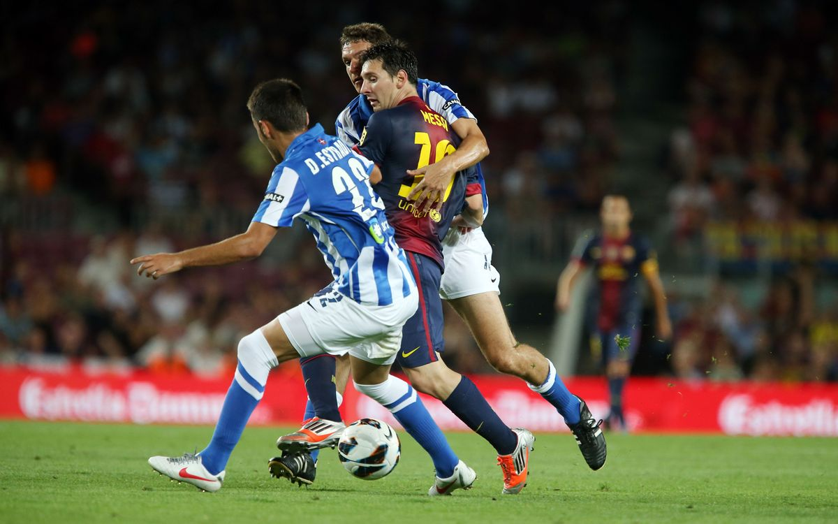 FCB v R.Sociedad: Did you know...