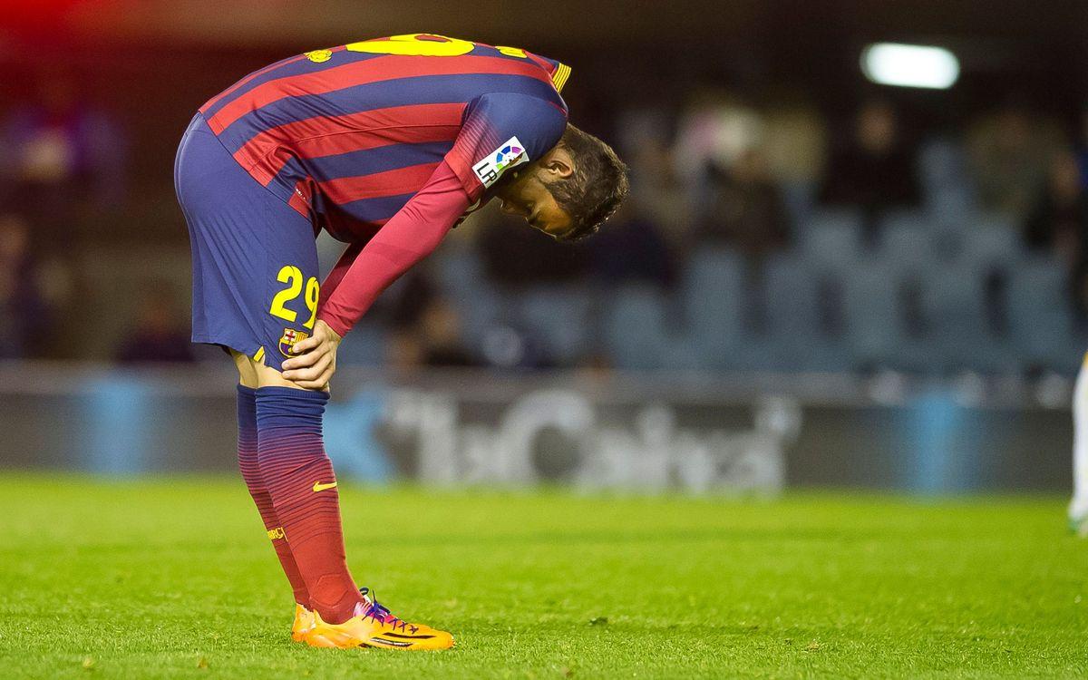 Lugo-Barça B: Un gol fatídic (1-0)