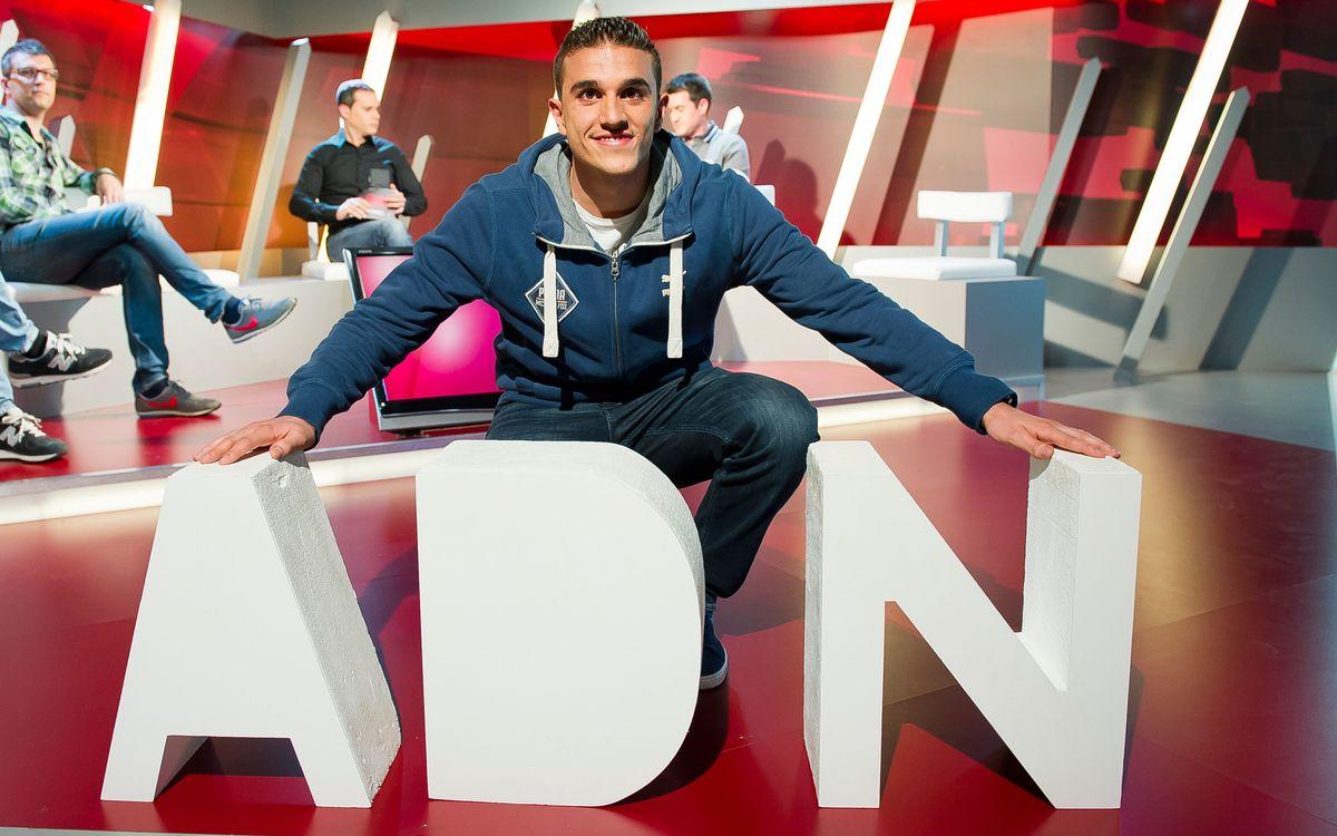 "Jordi Masip: ""Aspirem al màxim"""