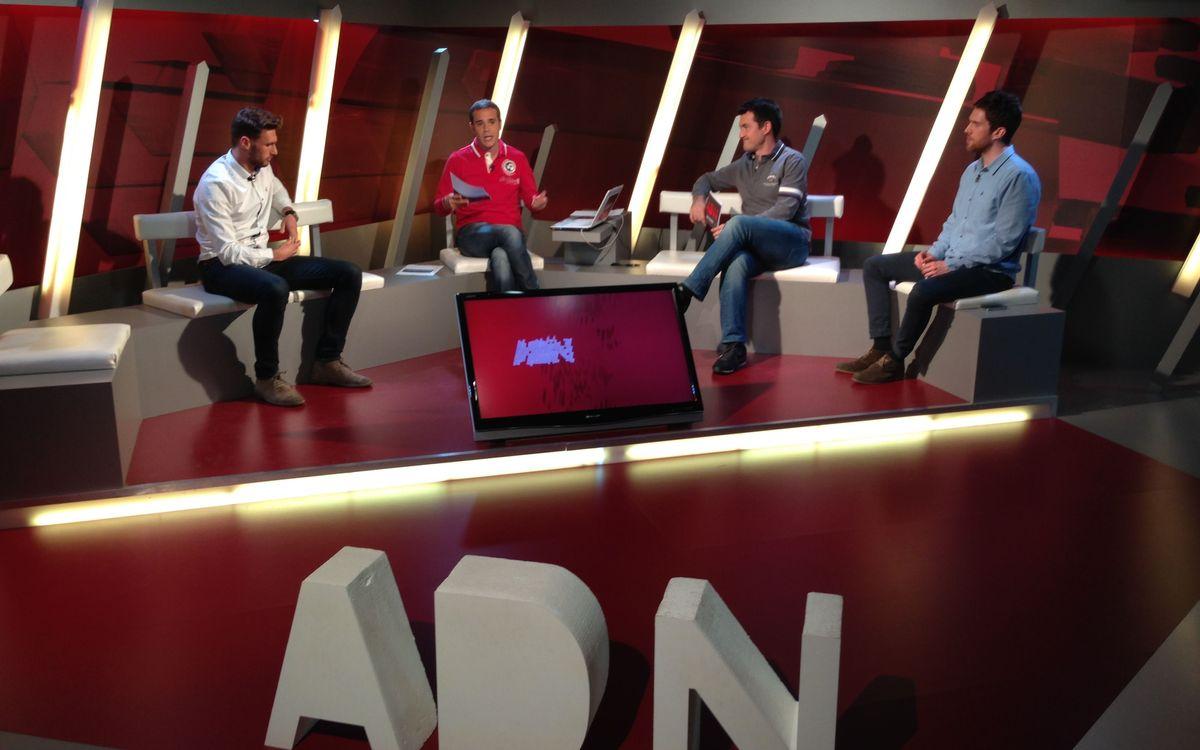 """Sergi Gómez: """"L'equip està anímicament bé"""""""