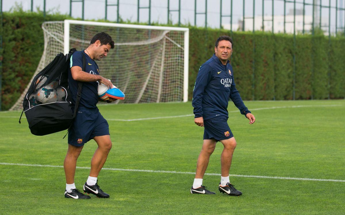 """Eusebio: """"Estem confiats en la nostra feina"""""""