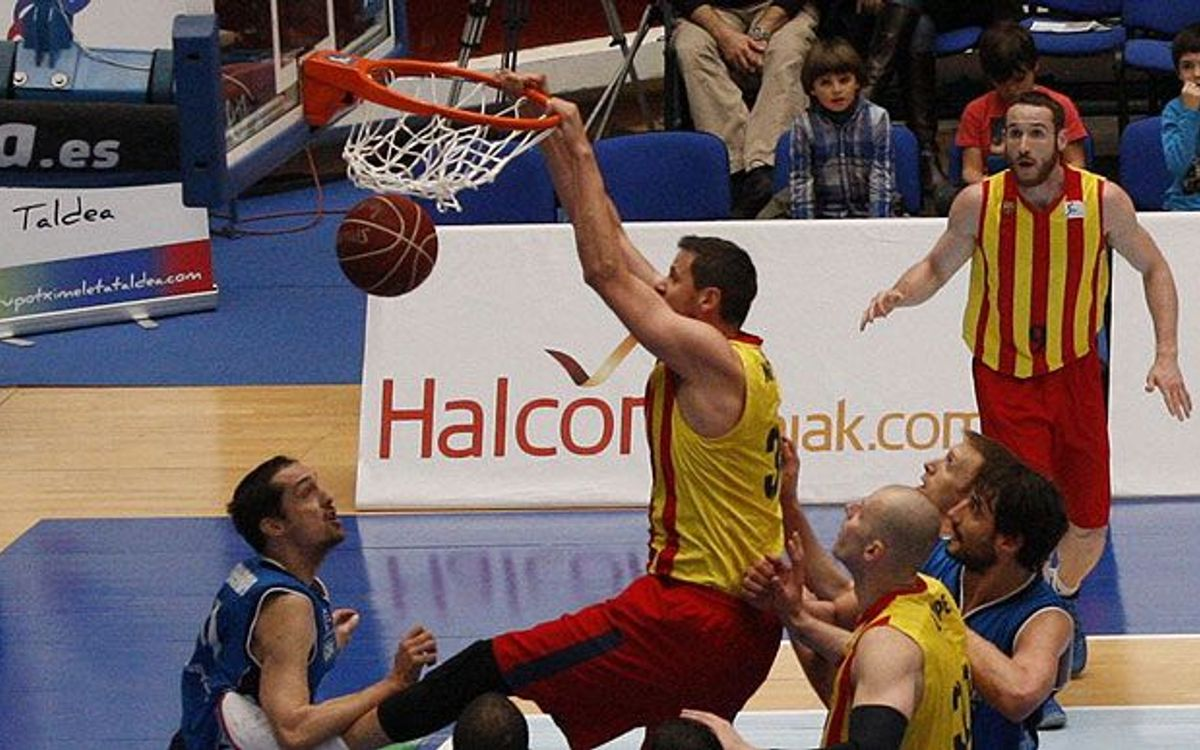 Gipuzkoa Basket - FC Barcelona: Fifth consecutive league victory (75-86)