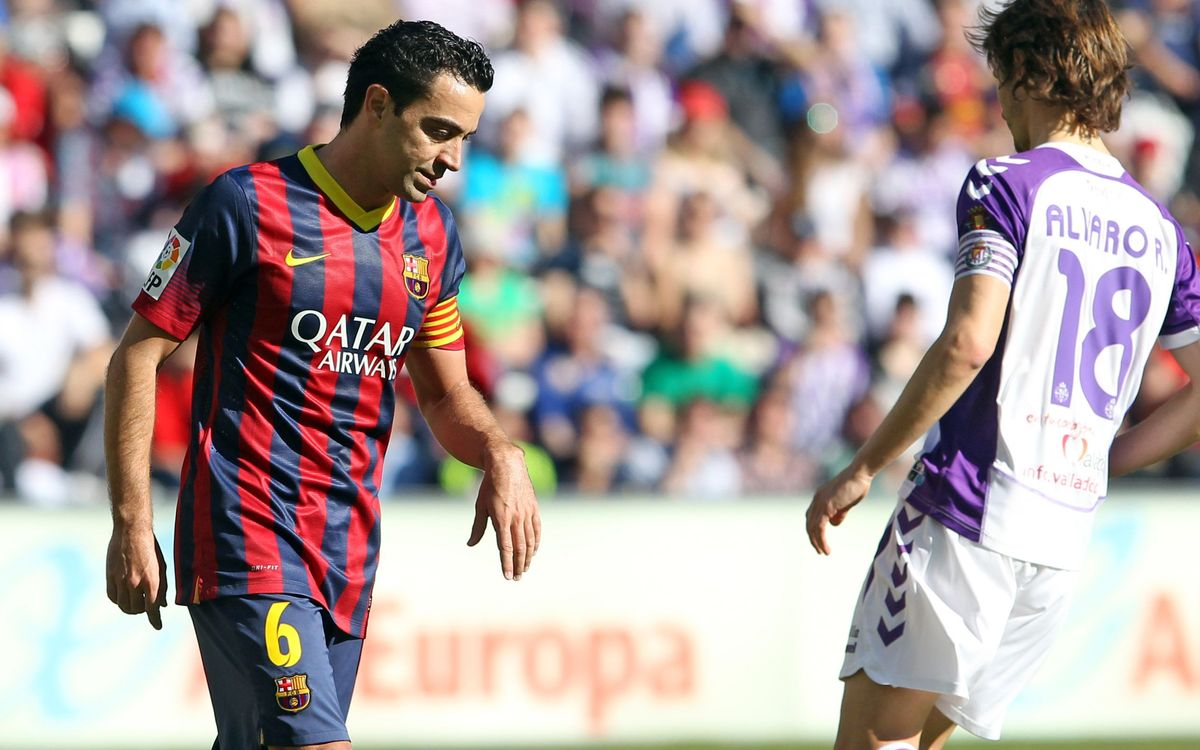 Valladolid v FC Barcelona: Disappointing defeat (1-0)
