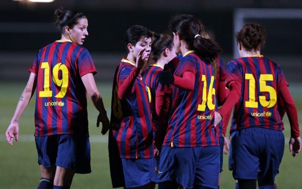 El Femení A empata davant les campiones de Corea del Sud (1-1)