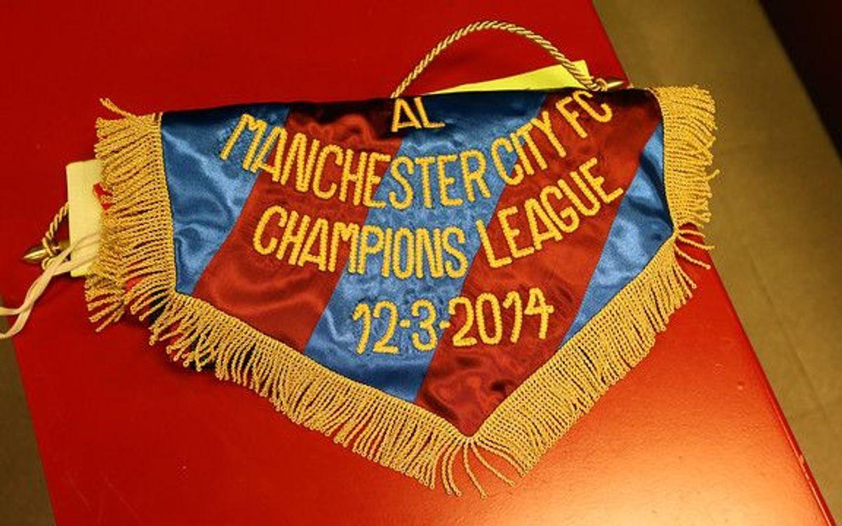 FC Barcelone - Manchester City de l'intérieur