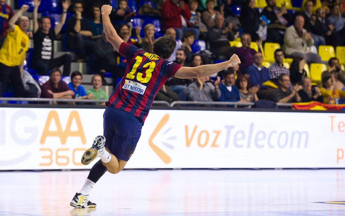 FC Barcelona – Fraikin BM Granollers: Derbi golejador (41-29)