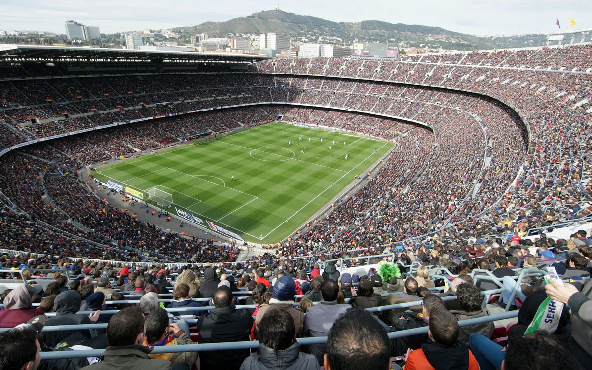 LIVE - The future of Camp Nou