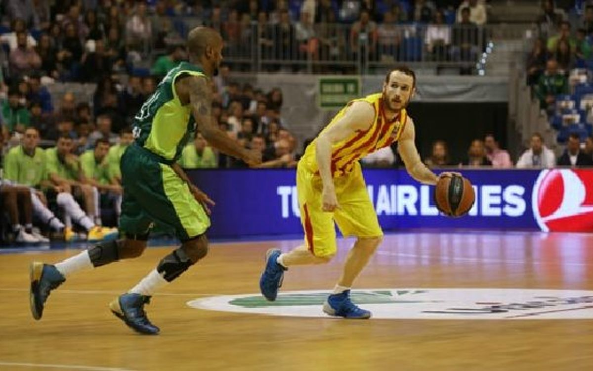 Unicaja v FC Barcelona: On the right track (61-77)