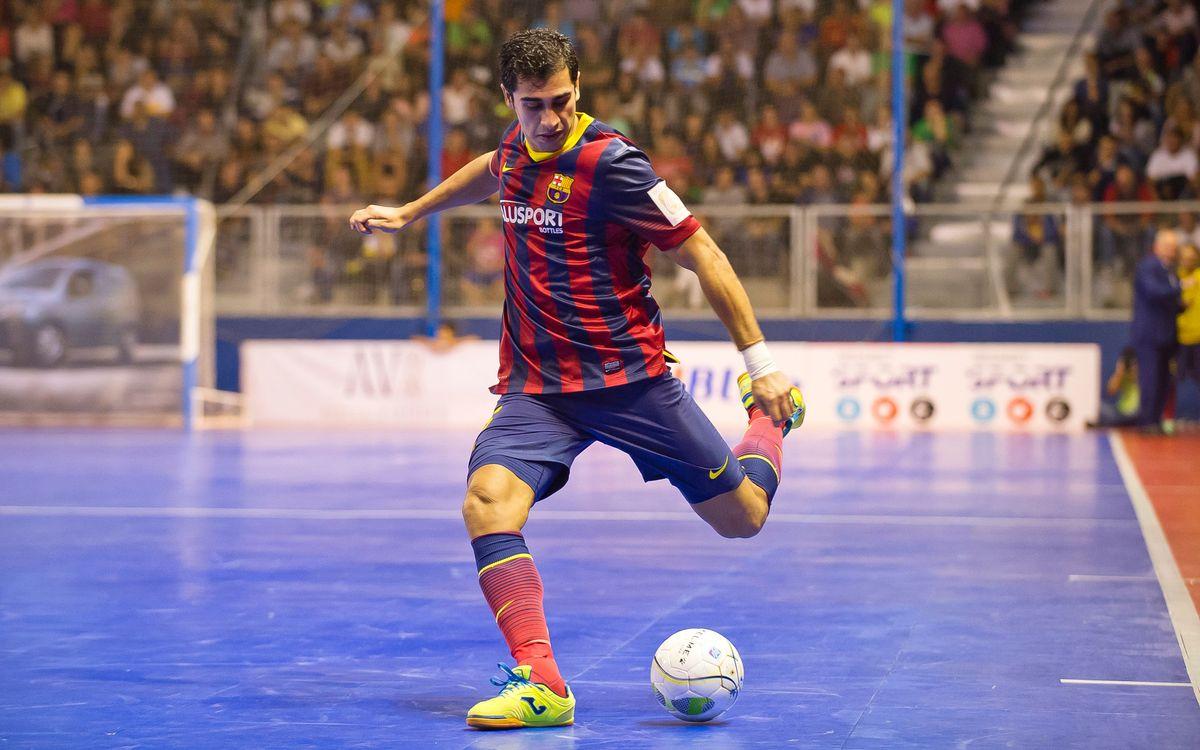 Barça Alusport-Marfil Santa Coloma: Els blaugranes volen seguir sumant de tres en tres en el derbi