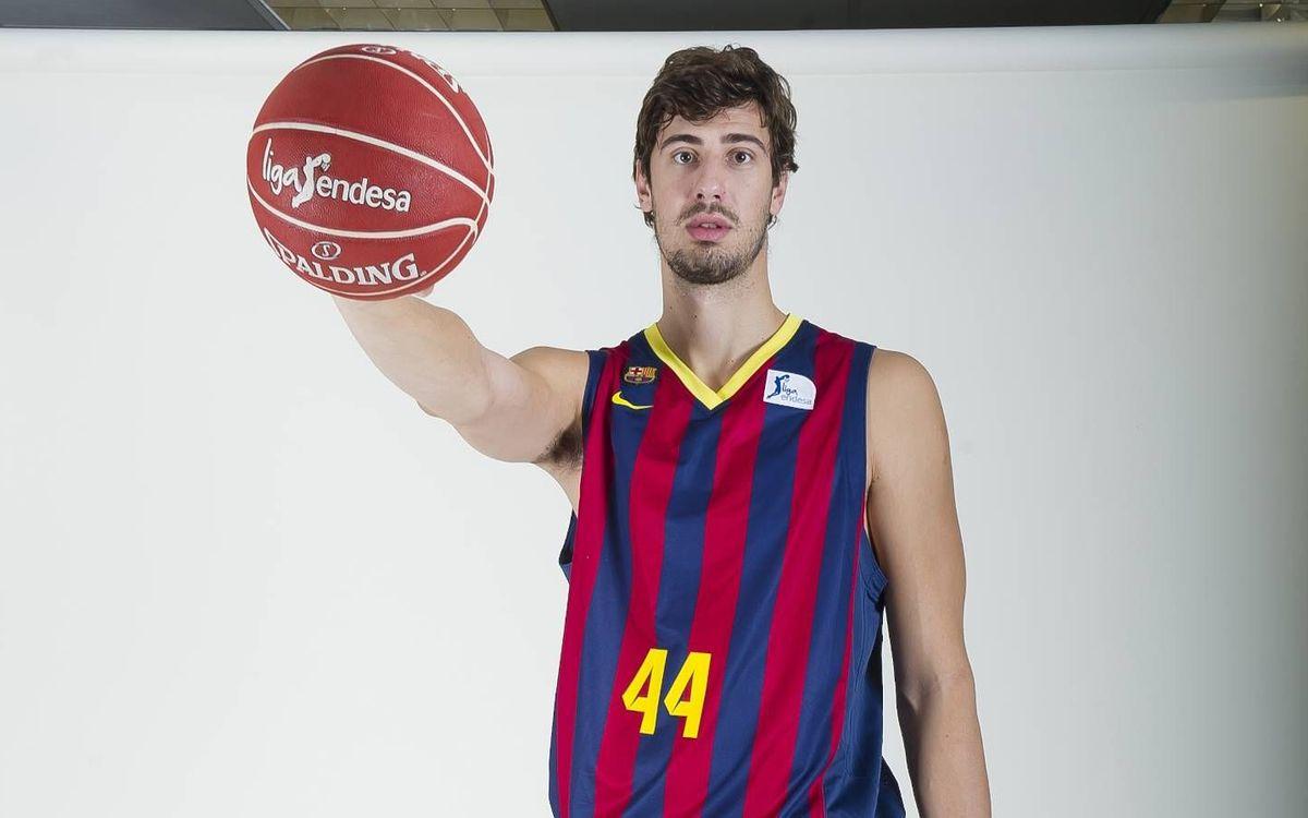 Descobreix més d'Ante Tomic, pivot del Barça