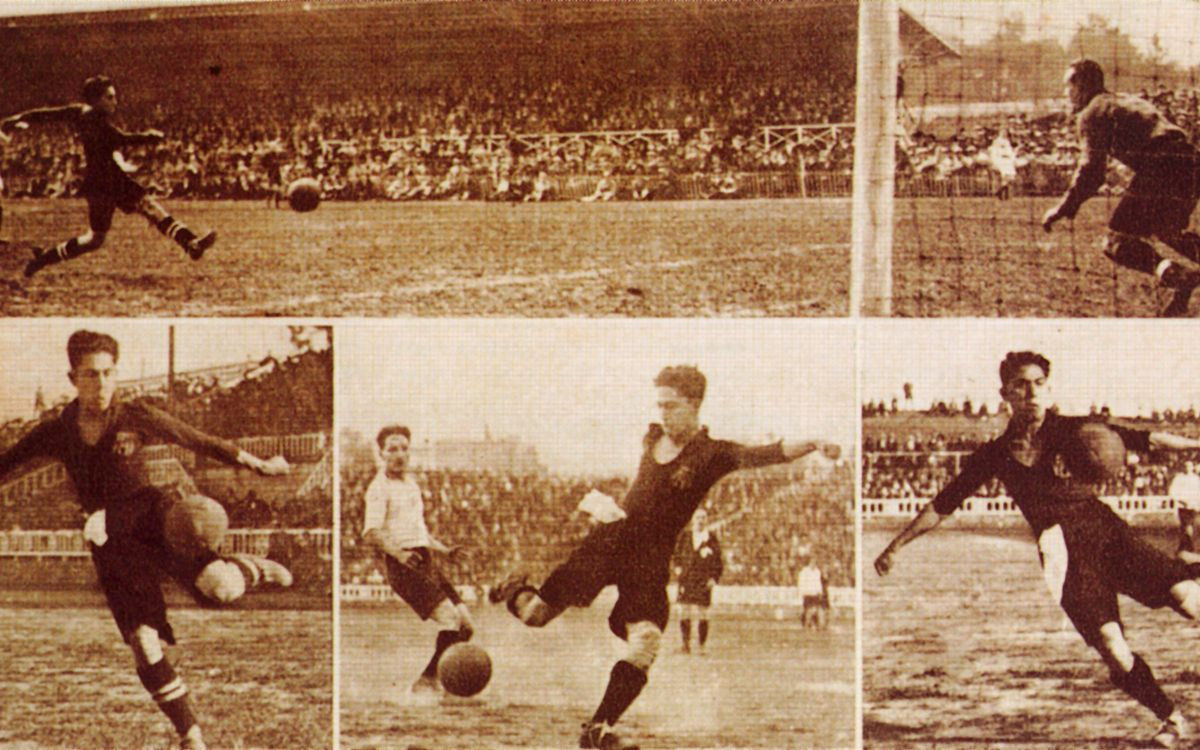 On this day... 1912: The Philippines striker Paulino Alcántara made his first team debut