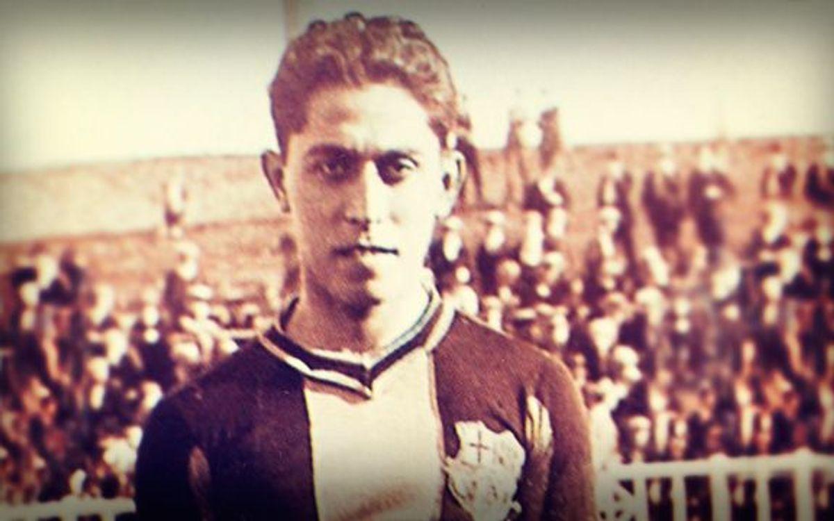 Paulino Alcántara, el primer crac del Barça