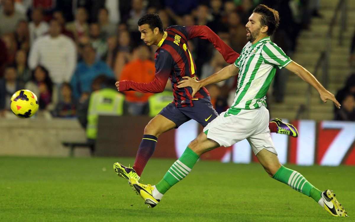FC Barcelona v Betis to kick off at 6.00 PM CET on Referendum Day